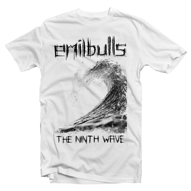 EMIL BULLS - T-Shirt - The Ninth Wave