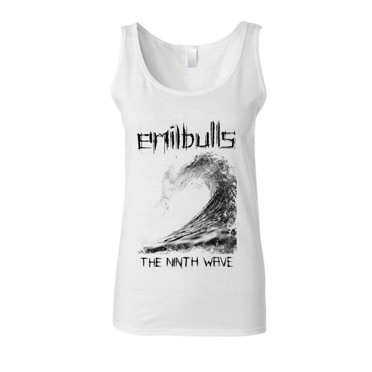 EMIL BULLS - Girlie Tank Top - The Ninth Wave