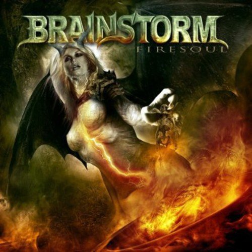 BRAINSTORM - Digipak - Firesoul (2-CD)