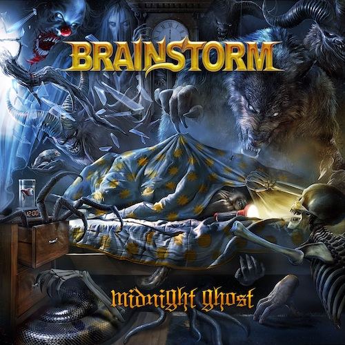 BRAINSTORM - LP - Midnight Ghost