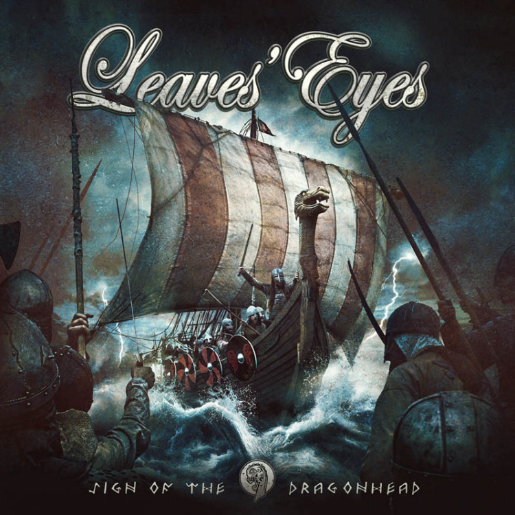 LEAVES` EYES - CD - Sign Of The Dragonhead (Jewel Case)