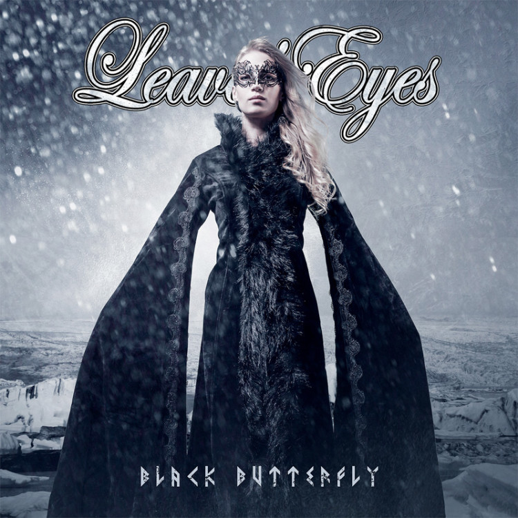 LEAVES` EYES - EP - Black Butterfly (signiert)
